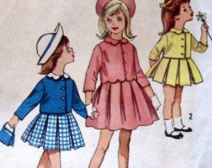 easter dresses @1965
